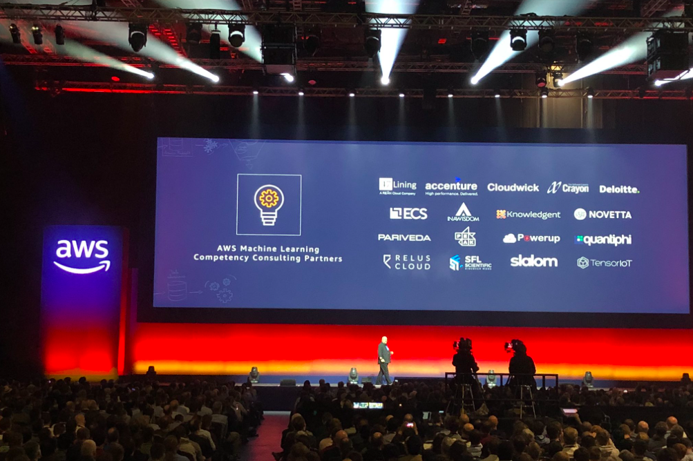 Peak announces AWS Machine Learning Competency to the market