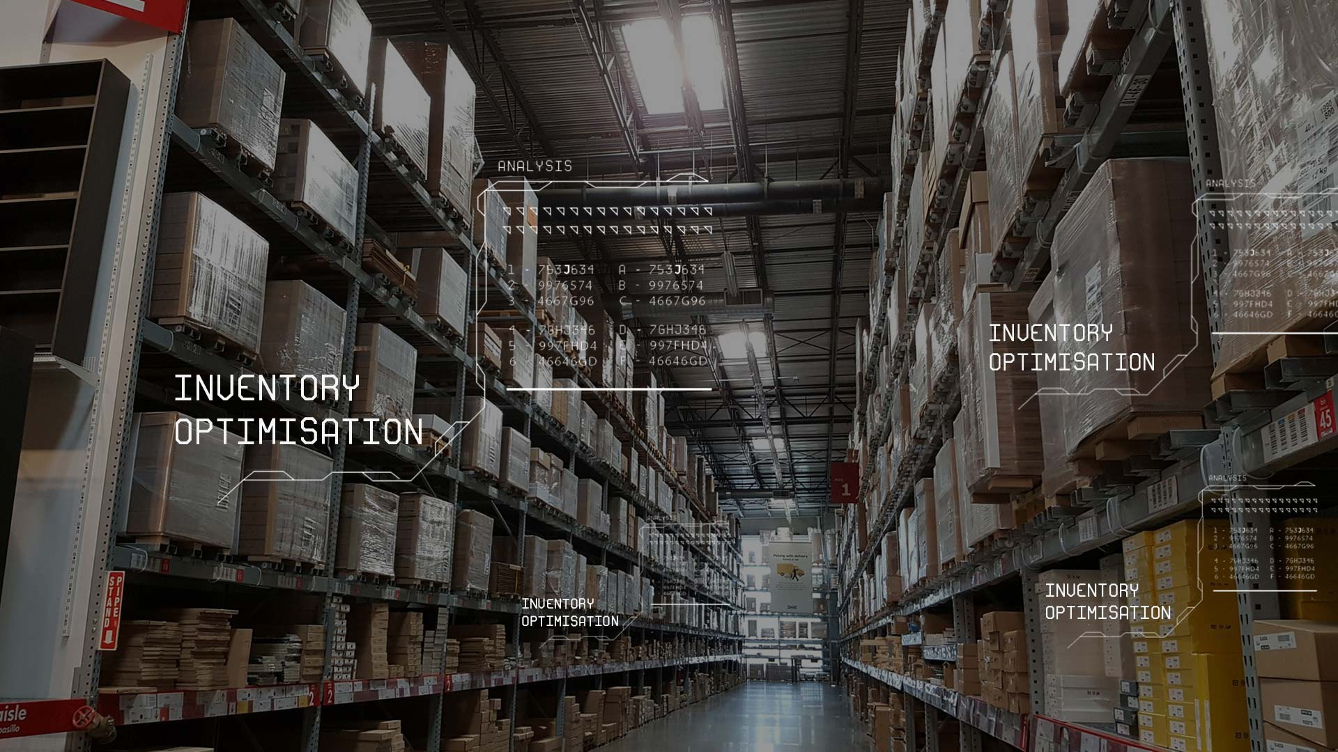 Artificial intelligence makes inventory optimisation a real...asset