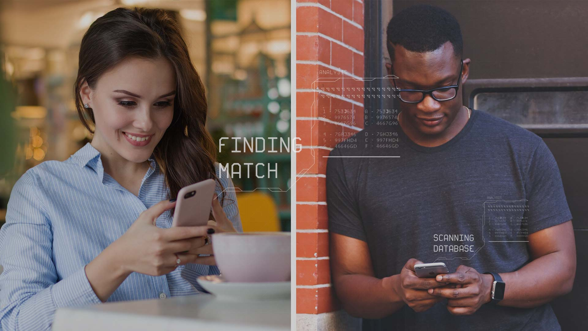 Love is in the air: AI, apps and matchmaking
