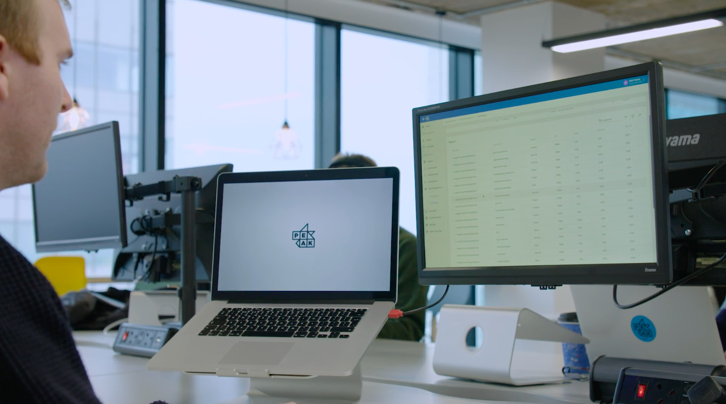 the Peak platform will improve data science team's productivity by 300%